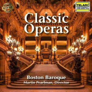 Classic Operas - Boston Baroque