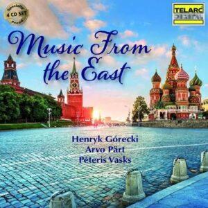 Music From The East - Elzbieta Szmytka