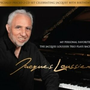 Bach: My Personal Favorites: The Jacques Loussier Trio