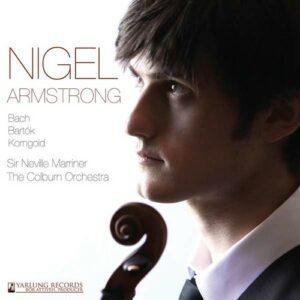 Bach / Bartok / Korngold: Violin Concertos - Nigel Armstrong