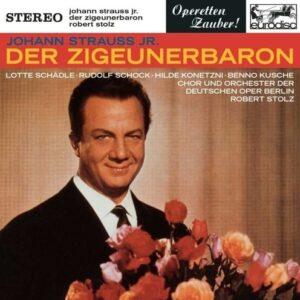 J. Strauss II: Der Zigeunerbaron - Robert Stolz
