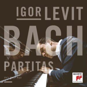 Bach: Partitas BWV825-830 - Igor Levit