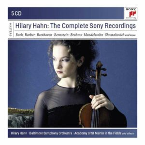 Complete Sony Recordings - Hilary Hahn