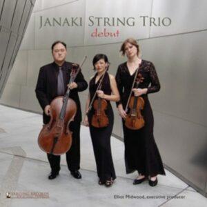 Penderecki, Krzystof / Van Beethoven, L: Janaki String Trio Debut