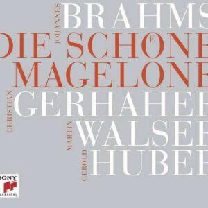 Brahms: Die Schone Magelone - Christian Gerhaher