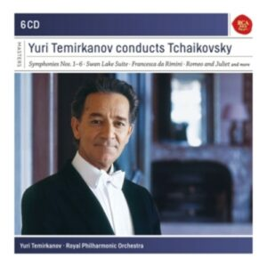 Tchaikovsky: Symphonies No.1-6 - Yuri Temirkanov