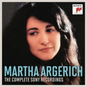 Martha Argerich - The Complete Sony Classical Recordings