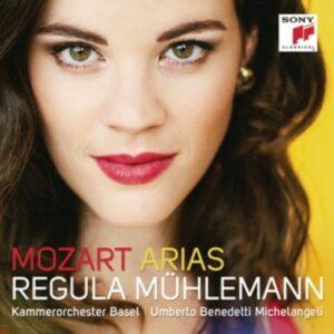 Mozart Arias - Regula Muhlemann