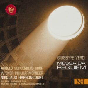 Verdi: Requiem - Nikolaus Harnoncourt