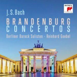 Bach: Brandenburgische Konzerte - Reinhard Goebel