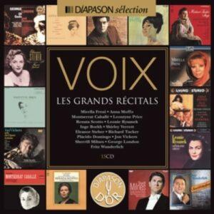 VOIX - Les Grands Recitals
