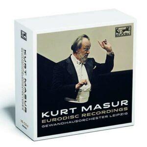 Eurodisc Recordings - Kurt Masur