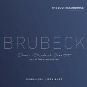 Live At The Kurhaus 1967 - Dave Brubeck Quartet