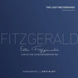 Live At The Concertgebouw 1961 - Ella Fitzgerald