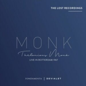 Live In Rotterdam 1967 - Thelonious Monk