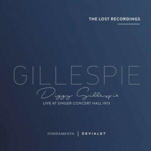 Live At Singer Concert Hall 1973 - Dizzy Gillespie
