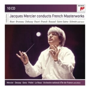 Jacques Mercier conducts French Masterworks