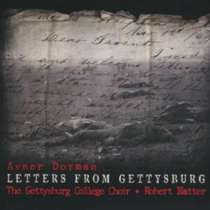 Avner Dorman: Letters from Gettysburg, After Brahms - Amanda Heim