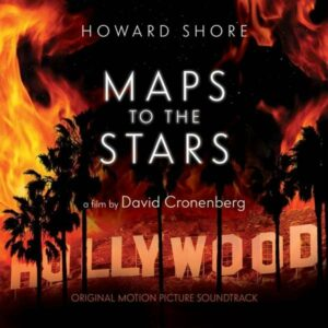 H. Shore: Ost Bof Maps To The Stars