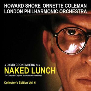 H. Shore: Ost Bof Naked Lunch - London Philharmonic Orchestra