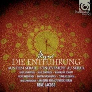 Mozart, W. A.: Die Entfuhrung Aus Dem Serail - René Jacobs