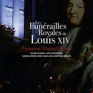 Les Funerailles Royales de Louis XIV - Raphael Pichon