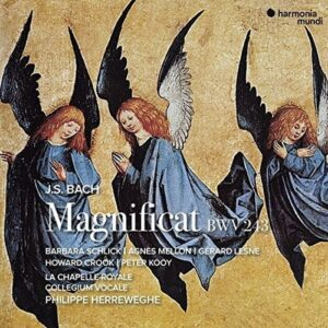 Bach: Magnificat - Philippe Herreweghe