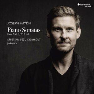 Haydn: Piano Sonatas Hob.XVI: 6, 20 & 48 - Kristian Bezuidenhout