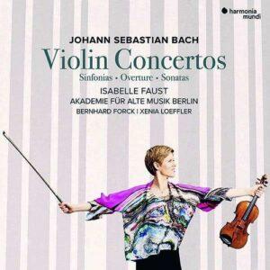 Bach: Violin Concertos - Isabelle Faust