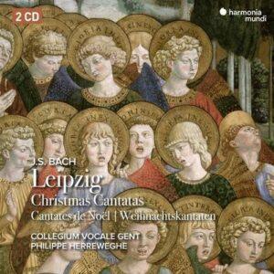 Bach: Leipziger Weihnachtskantaten - Philippe Herreweghe