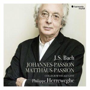 Bach:  Johannes & Matthaus Passion - Philippe Herreweghe