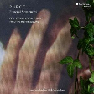 Purcell: Funeral Sentences - Philippe Herreweghe