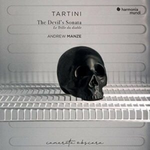 Tartini: The Devil's Sonata - Andrew Manze