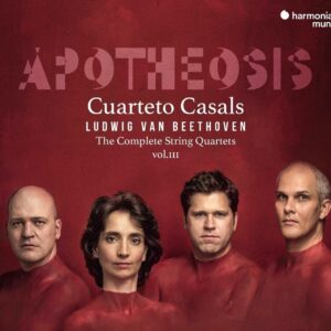 Beethoven: The Complete String Quartets Vol.3 - Cuarteto Casals