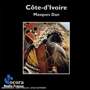 Cote D'Ivoire: Masques Dan