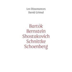 Bernstein, Shostakovich Bartok: Coffret Anniversaire - Dissonances