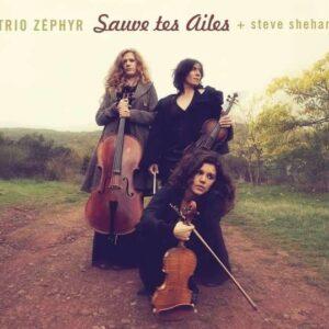 Sur Tes Ailes - Zephyr Trio
