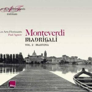C. Monteverdi: Madrigali Vol.2: Mantova - Lamento D'ariana