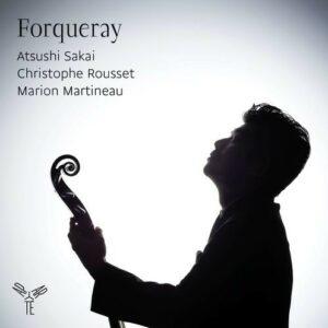 A. Forqueray: Pieces De Viole - Sakai