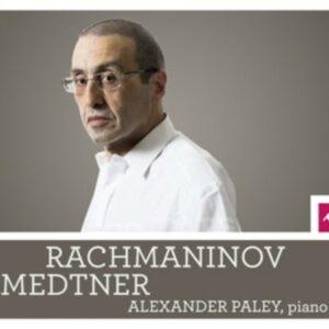 Medtner Rachmaninov: Piano Works - Paley
