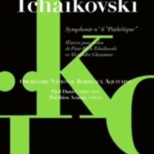 Piotr Ilyich Tchaikovsky: Symphony No.6 - Orchestre National Bordeaux-Aquitaine