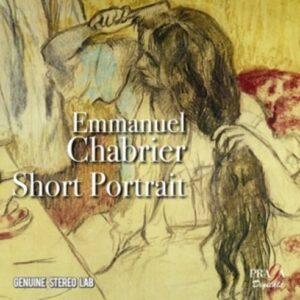 Emmanuel Chabrier: Short Portrait - Jean Joel Barbier