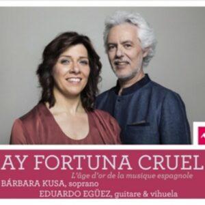 Ay Fortuna Cruel - Barbara Kusa