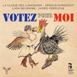 Votez Pour Moi - Les Lunaisiens