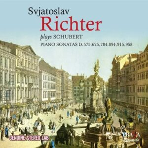 Franz Schubert: Piano Sonatas D575, 625, 784, 894, 915, 985 - Sviatoslav Richter