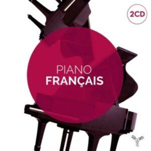 Piano Francais - Vanessa Wagner & Giulio Biddau