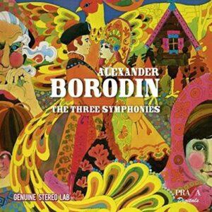 Alexander Borodin: 3 Symphonies - Moscow Radio Symphony