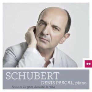 Schubert: Piano Sonatas - Denis Pascal