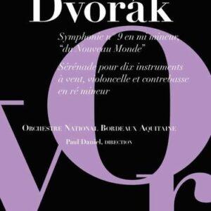 Dvorak: Symphony No.9, Serenade - Paul Daniel