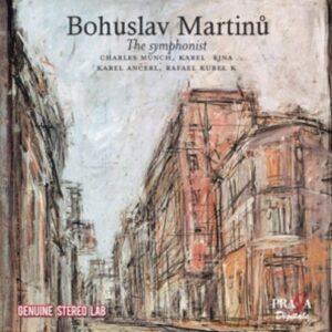 Bohuslav Martinu: The Symphonist - Czech Philharmonic Orchestra Prague